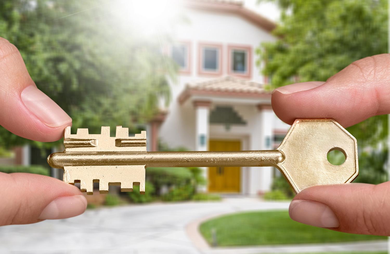 nøglen til villaen